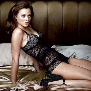 Leighton Meester Nude in SCANDALOUS Porn Video 26