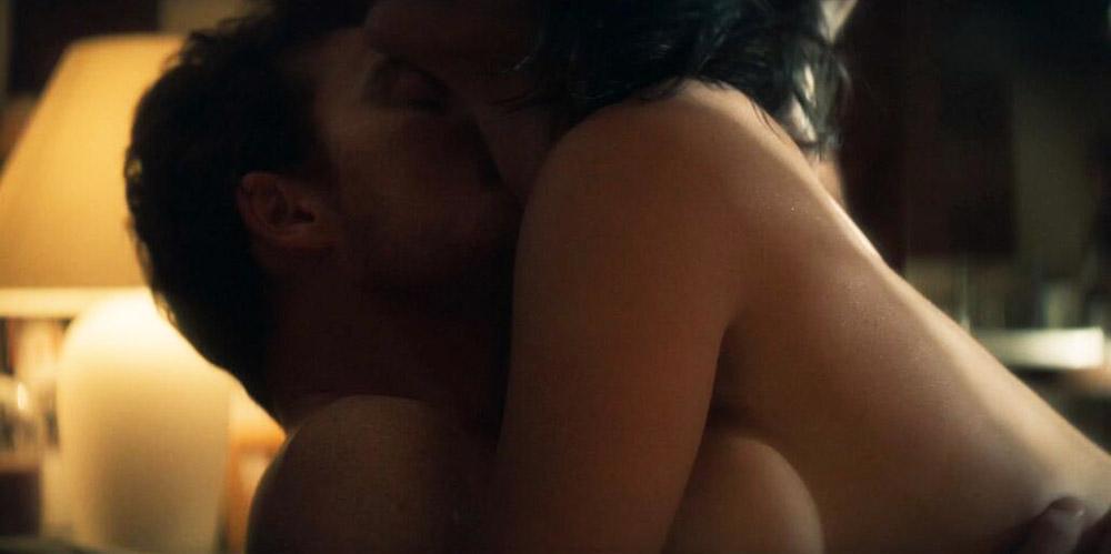 Megan Montaner Nude Sex Scenes & Topless Pics 21
