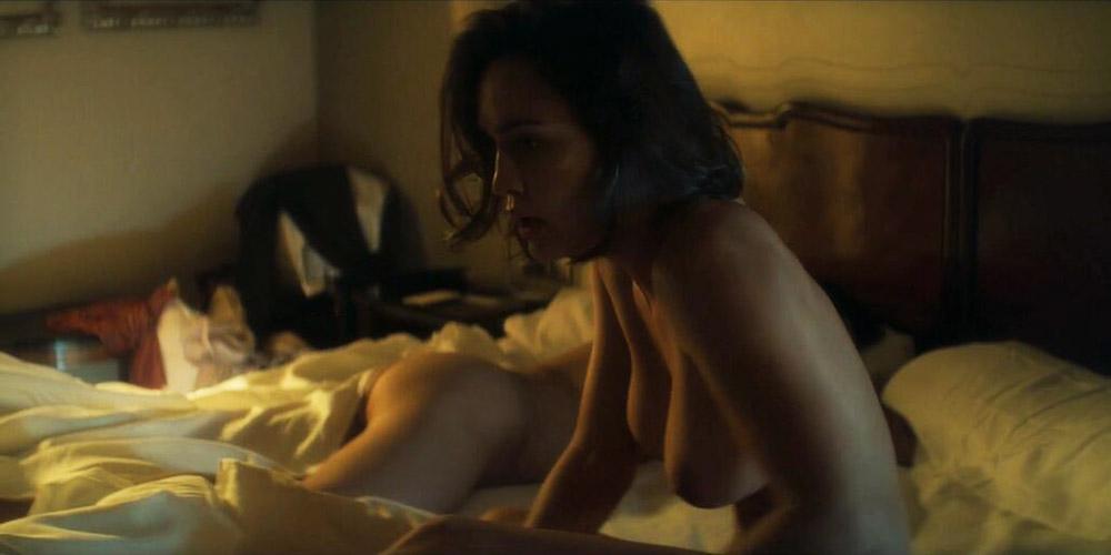 Megan Montaner Nude Sex Scenes & Topless Pics 18