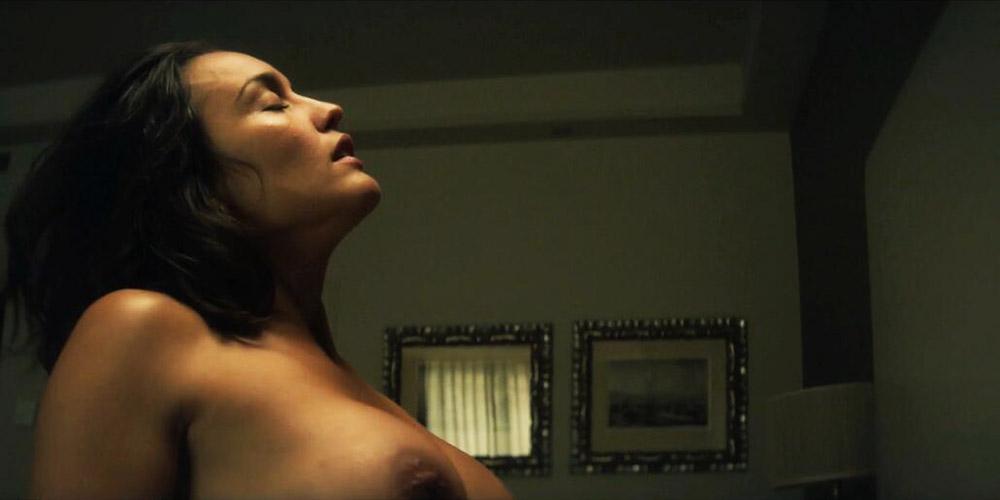 Megan Montaner Nude Sex Scenes & Topless Pics 14