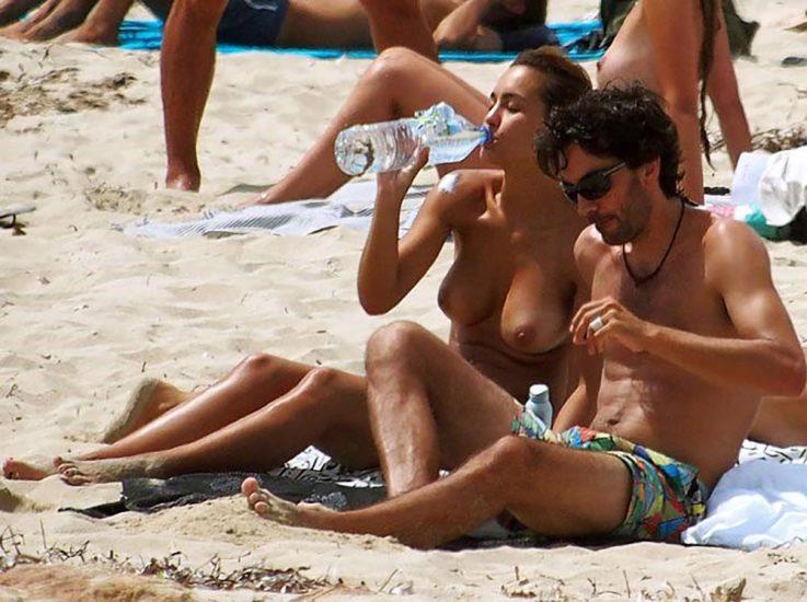 Megan Montaner Nude Sex Scenes & Topless Pics 10