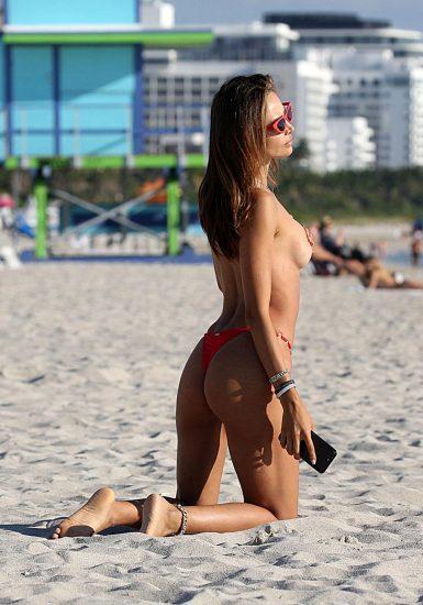 Patricia Contreras nude nipples