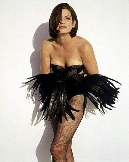 Sandra Bullock Nude LEAKED Sex Tape, Hot Pics & Sex Scenes 11