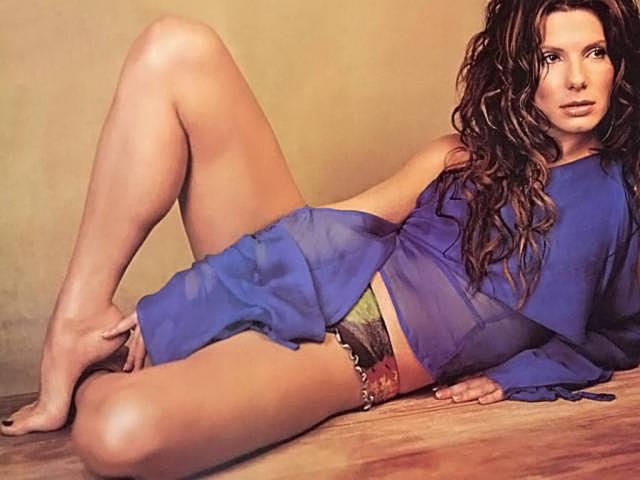 Sandra Bullock Nude LEAKED Sex Tape, Hot Pics & Sex Scenes 71