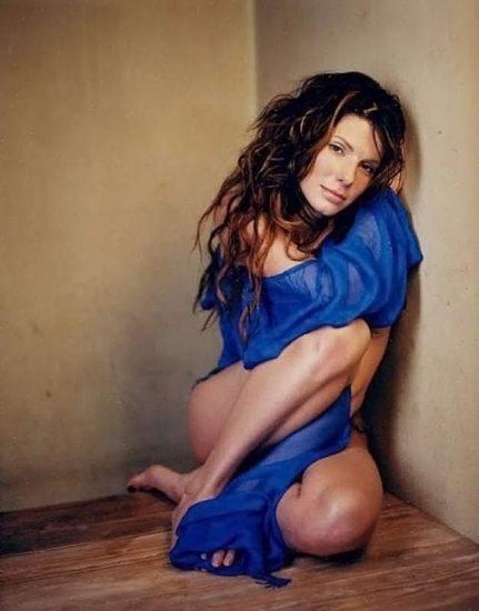 Sandra Bullock Nude LEAKED Sex Tape, Hot Pics & Sex Scenes 37