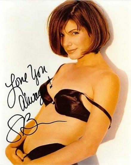 Sandra Bullock Nude LEAKED Sex Tape, Hot Pics & Sex Scenes 33