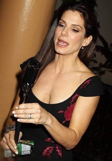 Sandra Bullock Nude LEAKED Sex Tape, Hot Pics & Sex Scenes 15