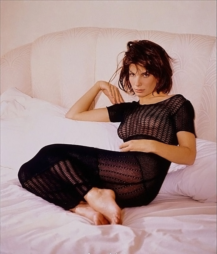 Sandra Bullock Nude LEAKED Sex Tape, Hot Pics & Sex Scenes 2