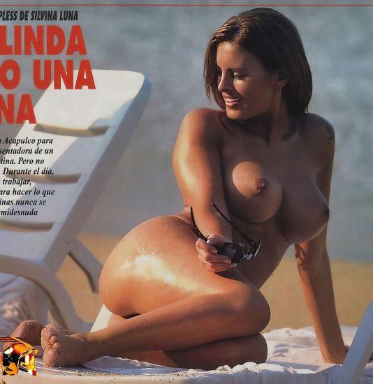 Silvina Luna Nude LEAKED Porn & Topless Pics 20