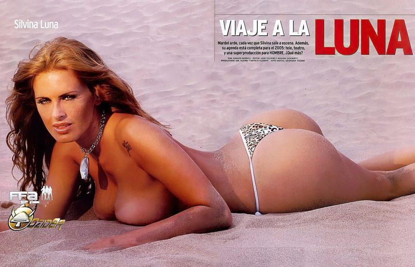 Silvina Luna Nude LEAKED Porn & Topless Pics 53