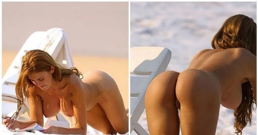 Silvina Luna Nude LEAKED Porn & Topless Pics 55