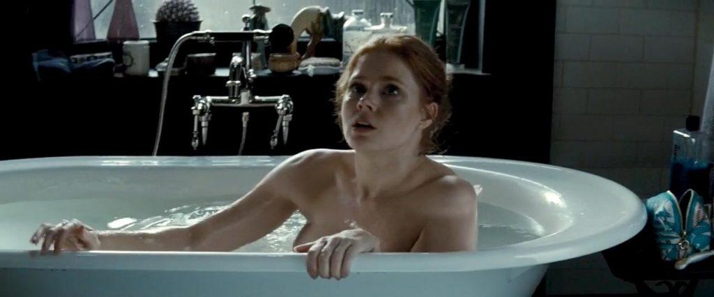 Amy Adams Nude in Heated Sex Scenes 2