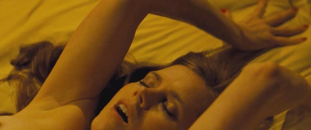 Amy Adams sex scene from American Hustle