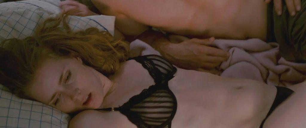 Amy Adams Nude in Heated Sex Scenes 3