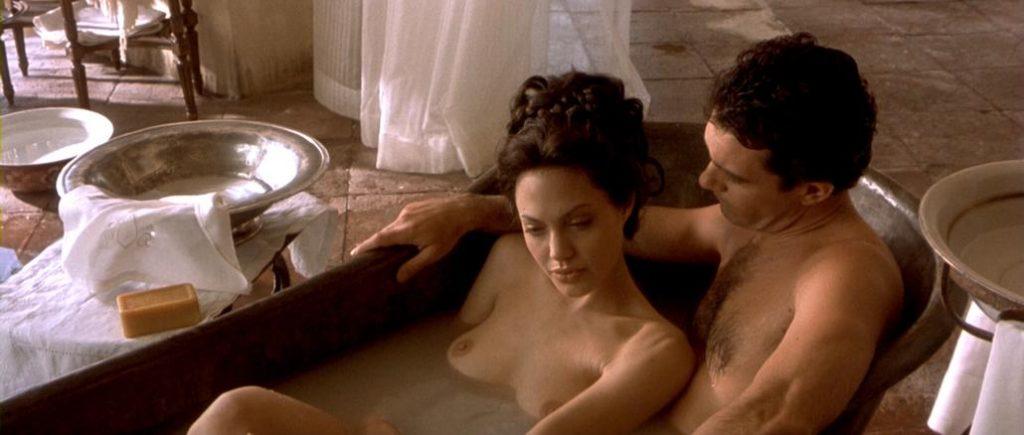 Angelina Jolie Nude in Explicit Sex Scenes 4