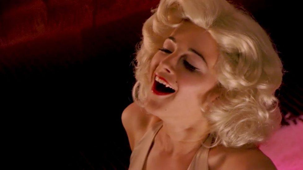 Bojana Novakovic facesitting sex scene from Satisfaction - S01E05