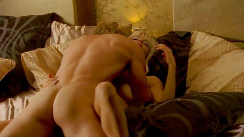 Bojana Novakovic nude video Satisfaction - S01E09