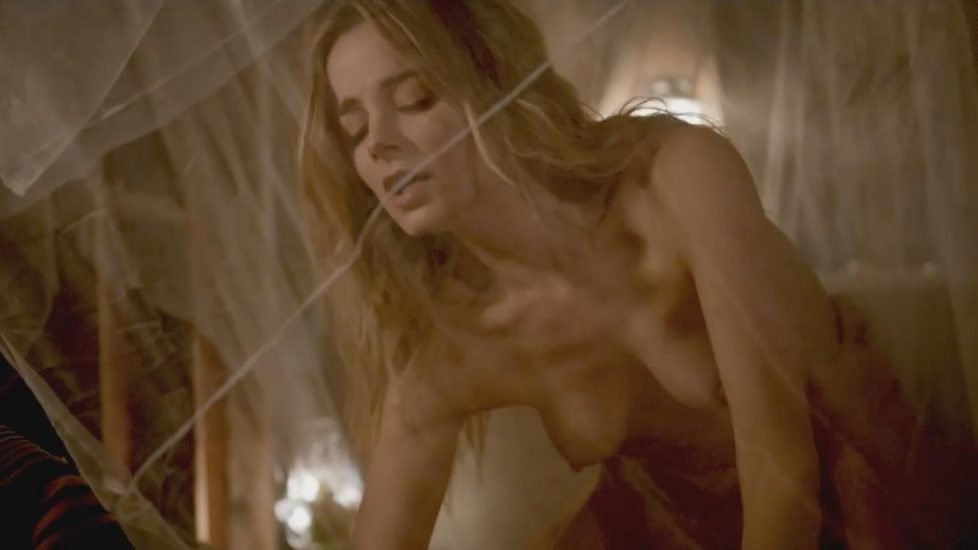 Bojana Novakovic Nude in Exceptional Sex Scenes 3