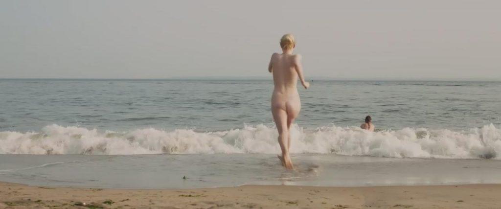 Dakota Fanning naked in Very Good Girls 1