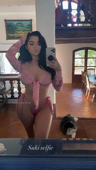 Demi Rose Nude LEAKED Pics & Porn Collection [2021] 122