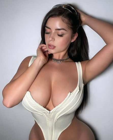 Demi Rose Nude LEAKED Pics & Porn Collection [2021] 114