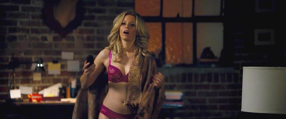 Elizabeth Banks Nude Pics & Topless Sex Scenes 9