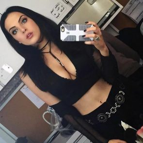 Elizabeth Gillies Nude Photos and Leaked Porn Video 5