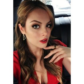 Elizabeth Gillies Nude Photos and Leaked Porn Video 19