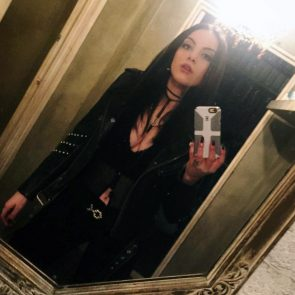 Elizabeth Gillies Nude Photos and Leaked Porn Video 6