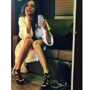 Elizabeth Gillies Nude Photos and Leaked Porn Video 72