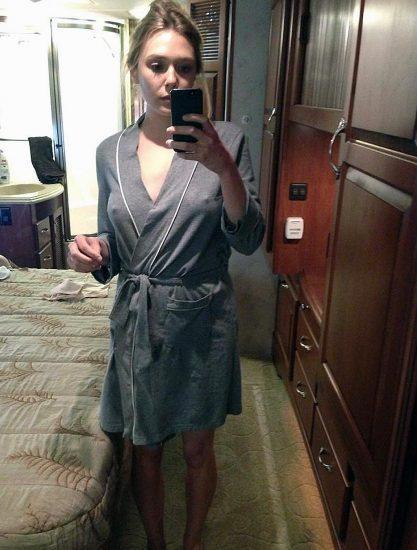 Elizabeth Olsen Nude ULTIMATE COLLECTION [2021] 17