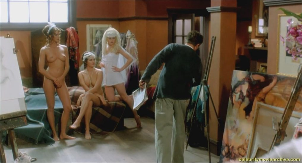 Elle Macpherson Nude and Lesbian Sex Scenes 2