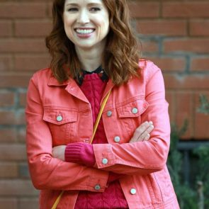 Ellie Kemper Nude Leaked Photos and Porn Video 18