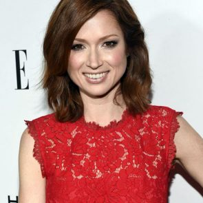 Ellie Kemper Nude Leaked Photos and Porn Video 69
