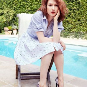 Ellie Kemper Nude Leaked Photos and Porn Video 75