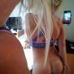 Hannah Teter Nude Photos & Sex Tape – Leaked Online 27