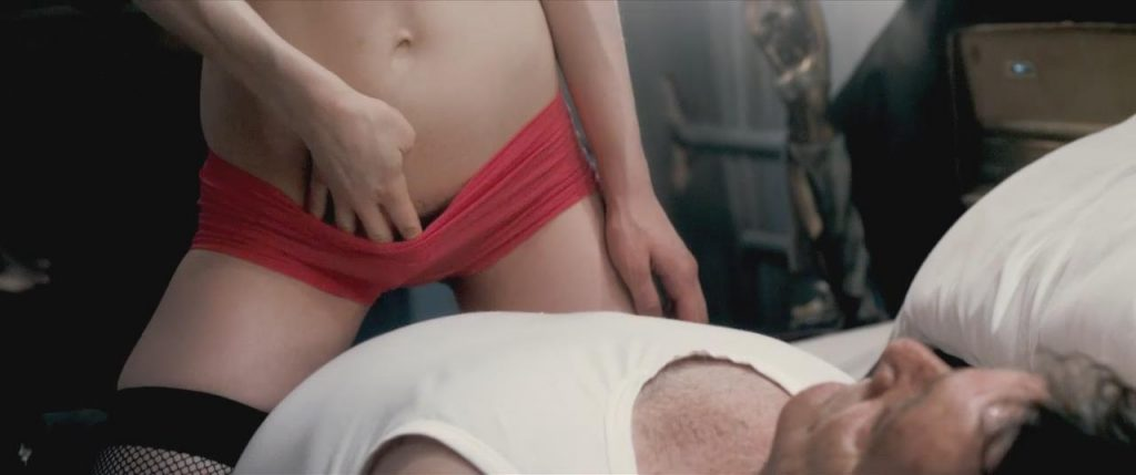 India Eisley Nude and Explicit Sex Scenes from Movies 2