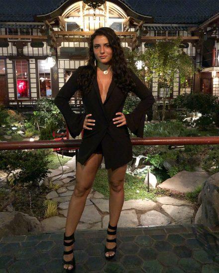 Jade Chynoweth Nudes and Shocking Porn Scandal 163
