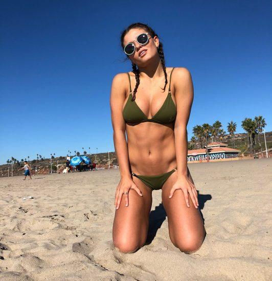 Jade Chynoweth Nudes and Shocking Porn Scandal 127