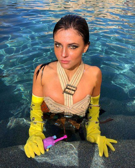 Jade Chynoweth Nudes and Shocking Porn Scandal 184