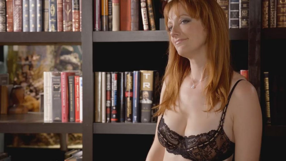 Judy Greer Nude in Revealing and Intense Sex Scenes 7