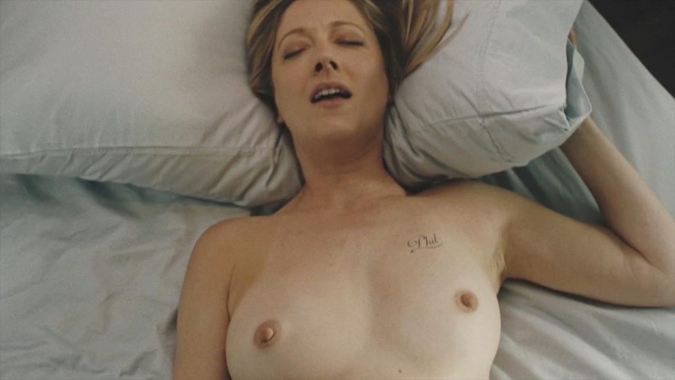 Judy Greer Nude in Revealing and Intense Sex Scenes 4