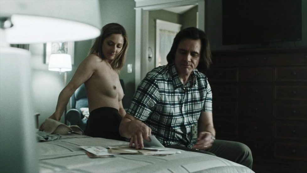 Judy Greer Nude in Revealing and Intense Sex Scenes 2