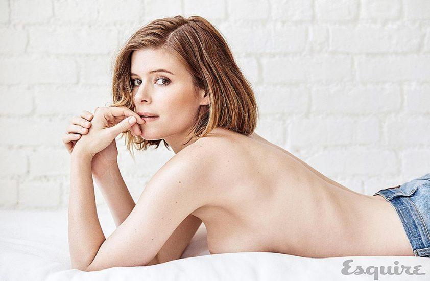 Kate Mara Topless