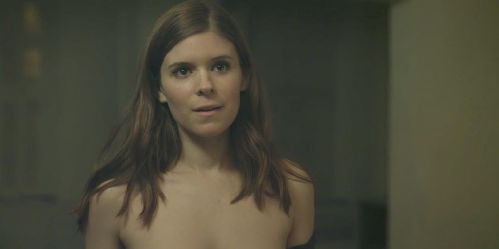 Kate Mara naked in House of Cards S01E05