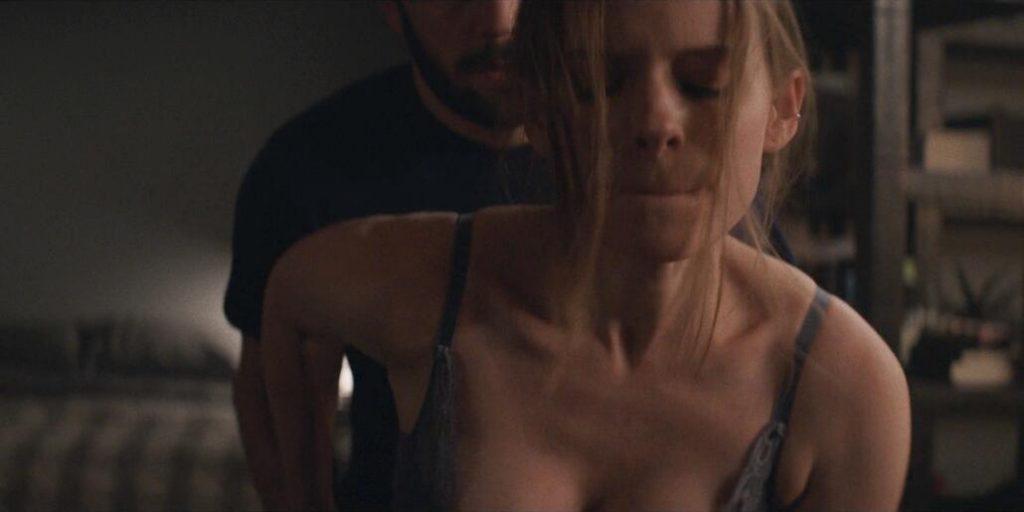 Kate Mara sex scene from A Teacher - S01E09