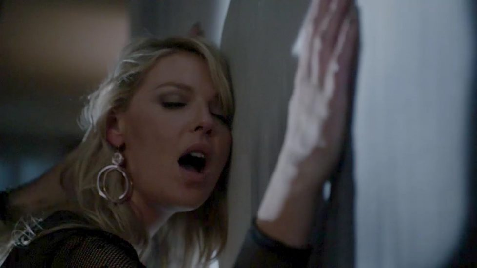 Katherine Heigl rough sex scene in State of Affairs - S01E01