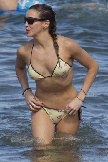 Katie Cassidy in Bikini