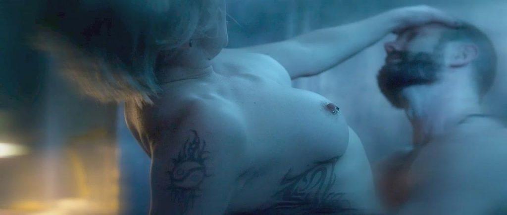 Katie Cassidy nude sex scene from The Scribbler 1