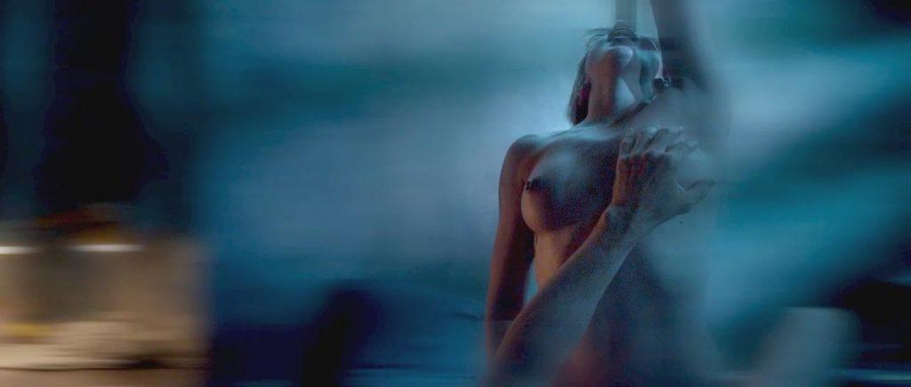 Katie Cassidy nude sex scene from The Scribbler 2